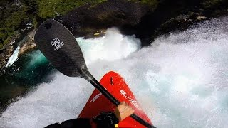 GoPro: Taming the Puma - Kayaking Chile's 115-ft Puma Falls