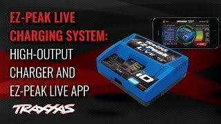Traxxas EZ-Peak Live Charging System