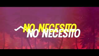 Marquess - No necesito (Official Lyric Video)