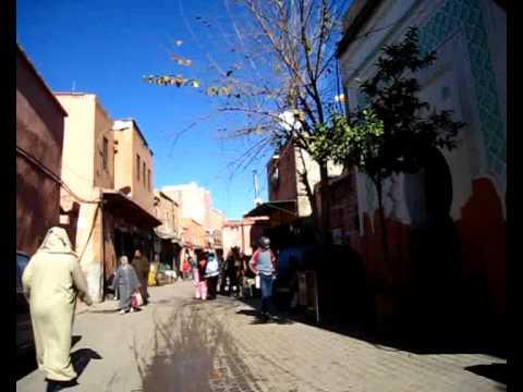 Marrakech Time Lapse