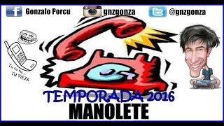 Broma Telefonica #61 (gnz) - MANOLETE