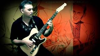 Chet Atkins - Jerry's Breakdown - Juan Saez cover