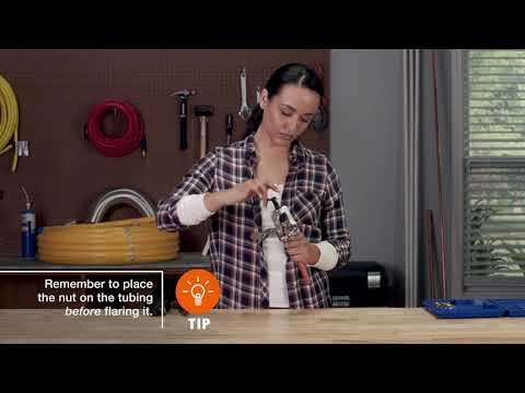 How to Use Swaging and Flaring Tools for Copper Pipe and Tubing