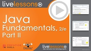 Java Fundamentals: Intro to Object Oriented Programming--Polymorphism