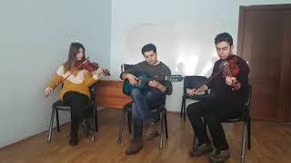 Ay Yüzlüm Enstrümental fon müziği Keman 🎻 Gitar 🎸
