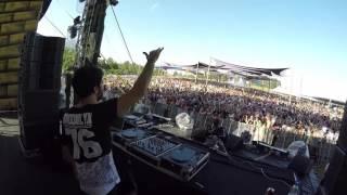 Blastoyz @ Brazil, Porto Alegre - Orion Festival - 21.11.15 [HD]