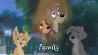 Lady and the tramp 2 Always there lyrics