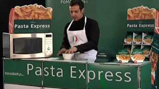 Pasta Express - How does it work?