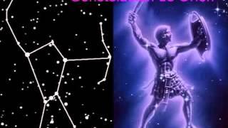 Las constelaciones, vídeo 1 hecho por niños / Constellations 1, made by children