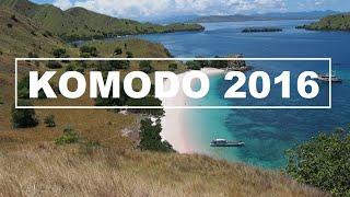 Indonesia - Komodo 2016 (with Perama) GoPro HERO 4 [full HD]