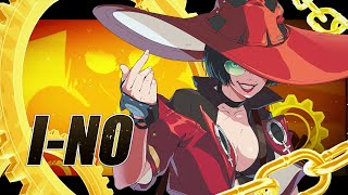 Guilty Gear Strive Characters List: I-no Revealed As 15th Character