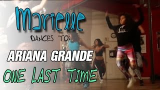 Marielle :: Ariana Grande - One Last Time