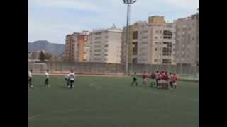 Real Murcia Imperial 0 Huercal Overa Club de Futbol 2