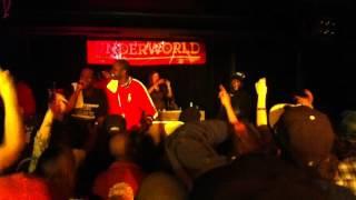 Raekwon live @ Underworld-Montreal - Triumph - 2012-03-03