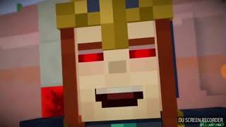 Imagine Dragon - Believer (Minecraft Story Mode) [READ DESC]