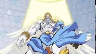 Digimon Adventure Tri Loss Patamon's Mega Evolution: Seraphimon