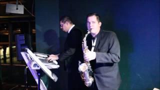 Tua graça me Basta | Toque no Altar | Versão Sax e Piano