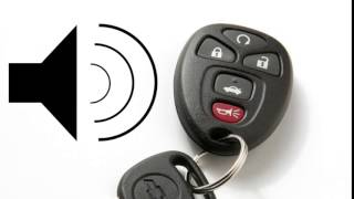 Car Alarm - Sound Effect
