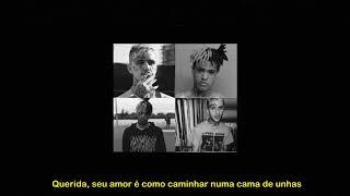 Lil Peep & XXXTENTACION - Falling Down (TRADUÇÃO PT)