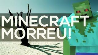 MINECRAFT MORREU! // GMOD ZOMBIE SURVIVAL [Cellbit, Felps, Springles]