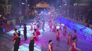 Full- HD- You Tube Video ~ Dancetrinity Studio Salsa Team ( CNY Parade 2013 )