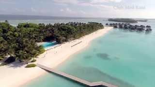 Euro-Divers Club Med Kani - Aerial Views