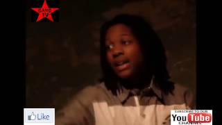 FLASHBACK LIL DURK  CLAIMING ANOTHER HOOD BEFORE 600 OR #OTF