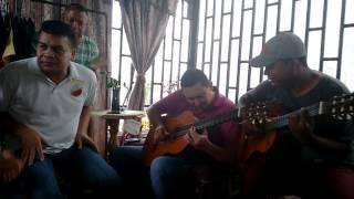 GABY JULIO Y EDINSON BRITO