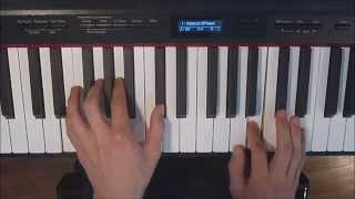Leçon de piano n°6 : Tutoriel Les Champs Elysées