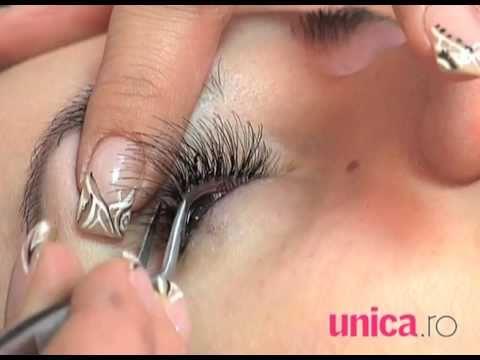 Trucuri de make up pentru gene lungi