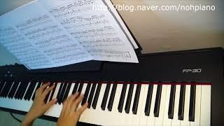 Chopin op. 64 - 1/ 쇼팽/강아지왈츠/roland/fp-30 -nohpiano