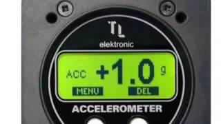 Experiência com acelerômetro!