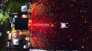 PNM Rally at Eddie Hart grounds, Trinidad in 4k