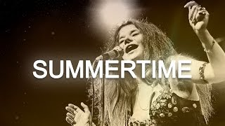 Janis Joplin - Summertime lyrics