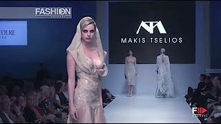 MAKIS TSELIOS Spring 2014 Athens - Fashion Channel