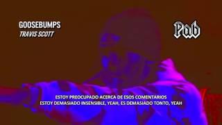 Travis Scott ~ sweet sweet/goosebumps (Letra en Español) (Performance)