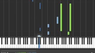 Transformers (2007) Theme Piano Tutorial