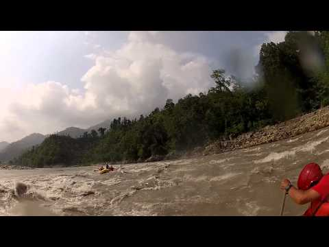 Rafting in Nepal on the Trisuli | June 2012 | Part 5