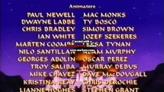 Toon Disney Custom Credits (2002): Aladdin Version