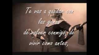 Alejandra Orozco - Te Vas A Quedar Con Las Ganas