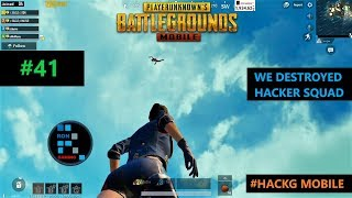 [Hindi] HACKG MOBILE | THIS GAME IS FULL OF HACKER(CHEATER) & WE DESTROYED CHEATER SQUAD