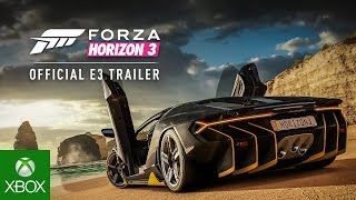 Forza Horizon 3 - E3 Trailer - Australien, Coop, Windows 10!