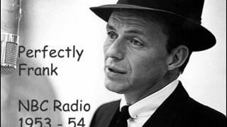 Sinatra:Let's Fall In Love NBC Radio 1954