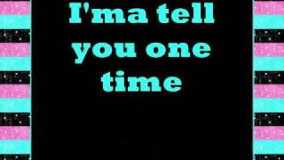 One time-Acoustic version Justin Bieber with lyrics on screen and download link