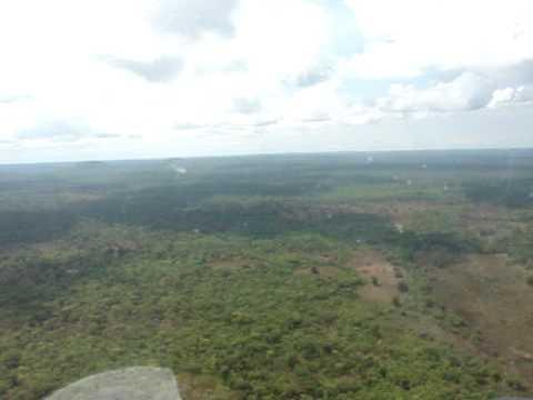 Kriek Helicopters – Cross country flying in Zambia