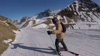 Knuckle research project - Les Arcs 2016 //OBE Crew//