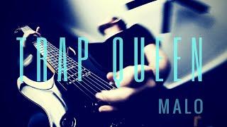 Trap Queen  - Fetty Wap (Rock Cover)