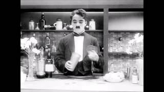 Charlie Chaplin - The Rink 1916 - Making Cocktail