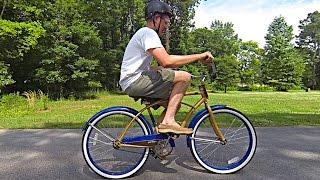 De onrijdbare fiets