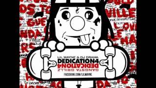 Lil Wayne - Green Ranger Feat. J.Cole (Dedication 4 Mixtape)